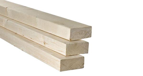 madera de refuerzo